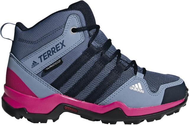 TERREX adidas Niños Calzado grisrosa ClimaProof AX2R FxqC8wxz